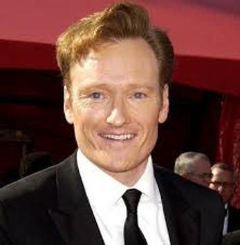 """Conan O""""Brien"""