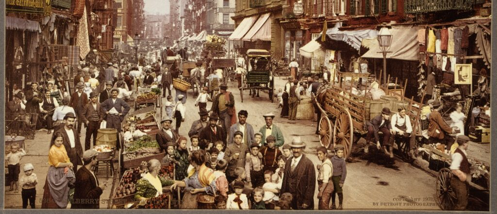 New York City 1890
