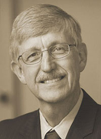 Francis Collins MD, PhD