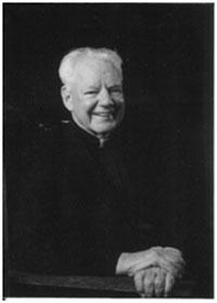 Monsignor Ignatius McDermott